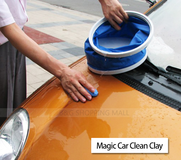 car detailing clay cleaning bar magic clean clay sludge mud remove. Black Bedroom Furniture Sets. Home Design Ideas